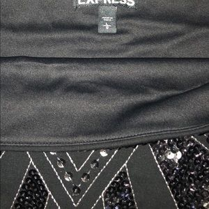 Express Skirts - High Waisted Express Skirt
